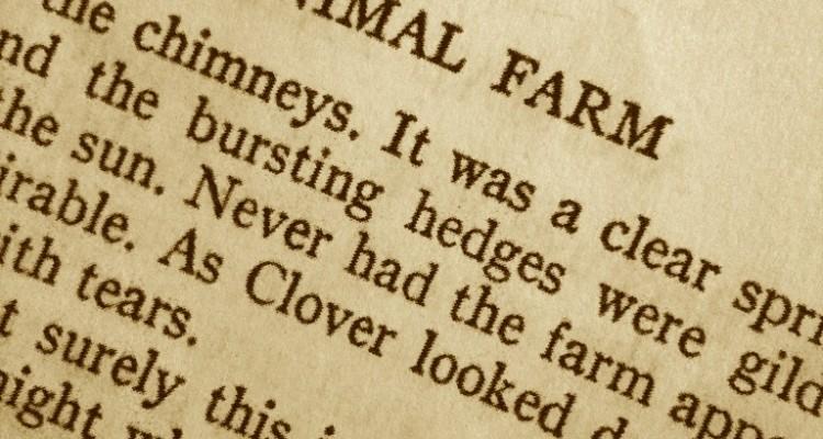 Animal Farm text